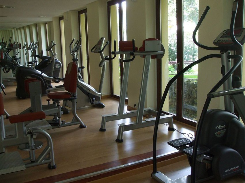 Sports facilities Hotel Royal Garden Ponta Delgada