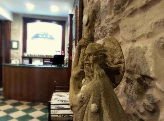 Hotel Rua Villar Santiago de Compostela