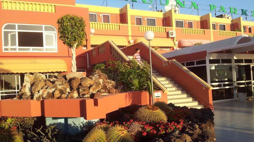 Outside Apartamentos Laguna Park II Costa Adeje