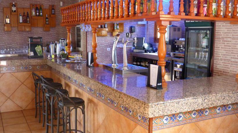 Cafeteria Complejo Bungalows Castillo Beach Caleta de Fuste