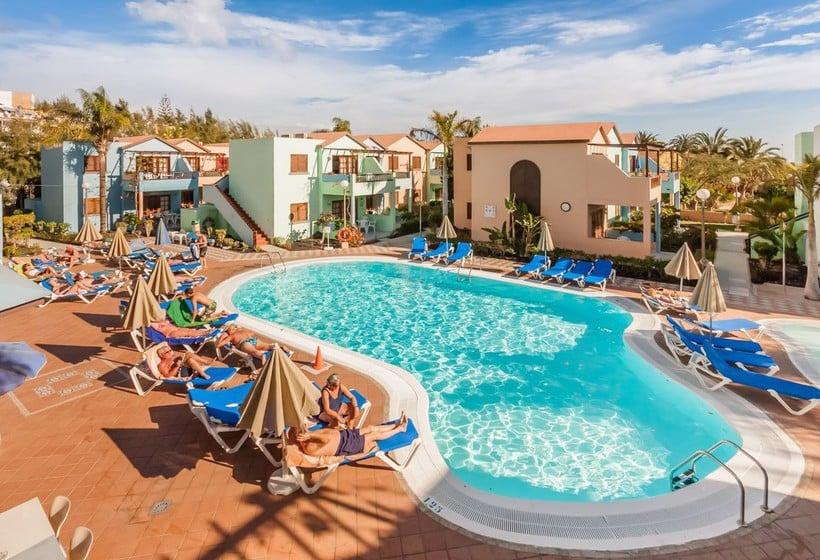 Swimming pool Club Vista Serena Maspalomas