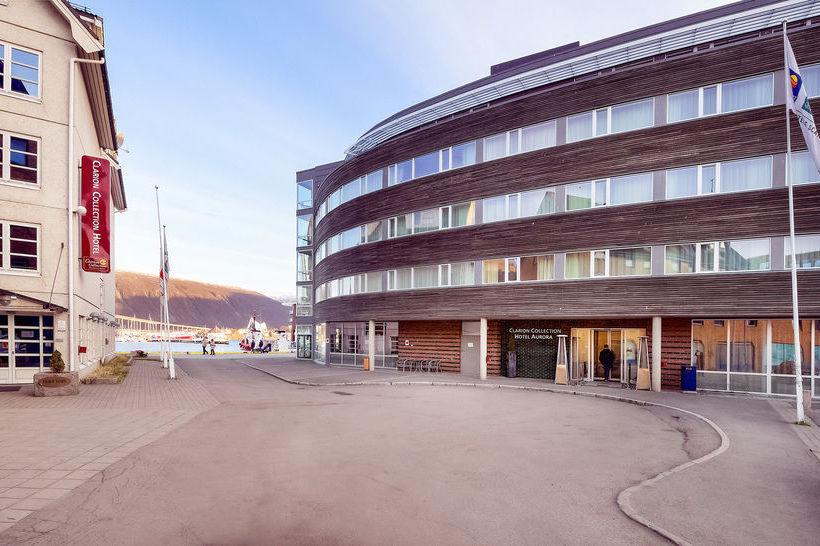 Hotel Clarion Bryggen Tromso