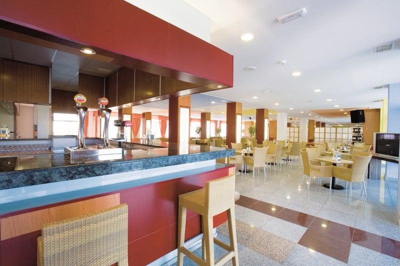 Cafeteria Hotel Fenix Family Roquetas de Mar