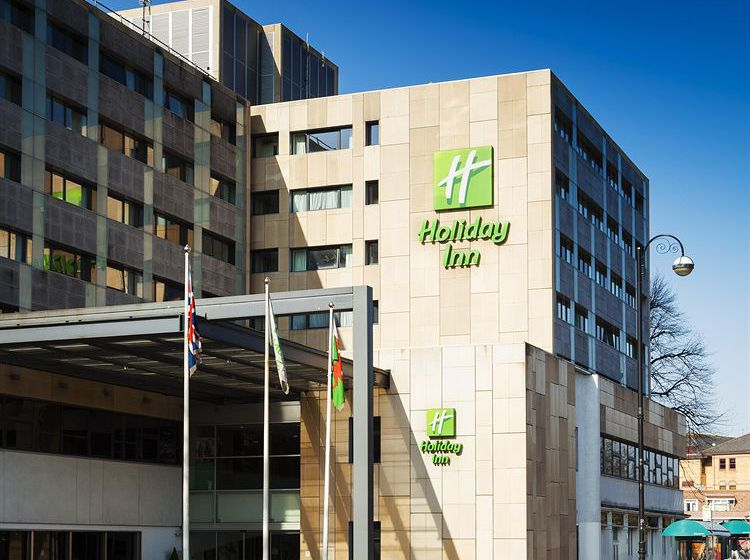 Hotel Holiday Inn Cardiff City Centre