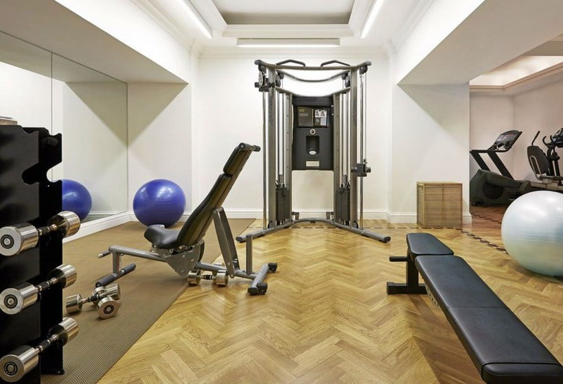 Sports facilities Hotel King George Palace Athens