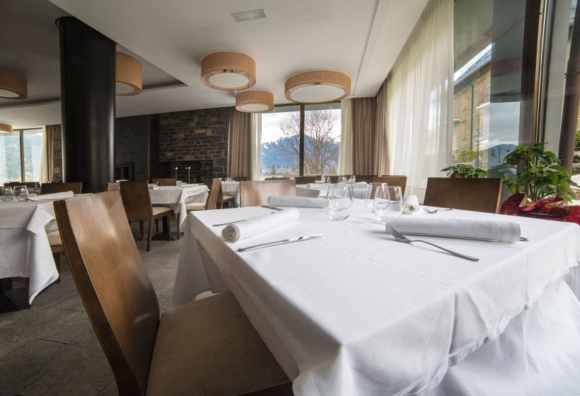 Restaurante Aparthotel Augusta Boí Taüll