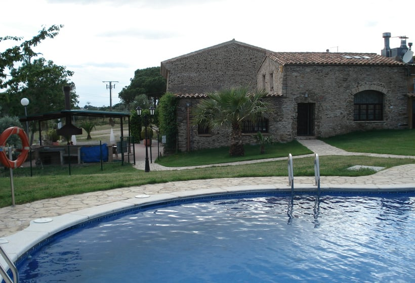 Rural Hotel Mas Palou Roses