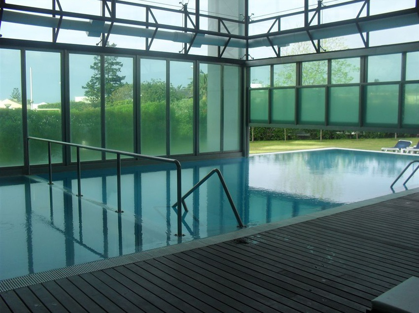 Swimming pool Hotel The Lince Azores Ponta Delgada