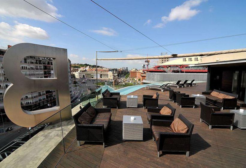 Terrace B Hotel Barcelona