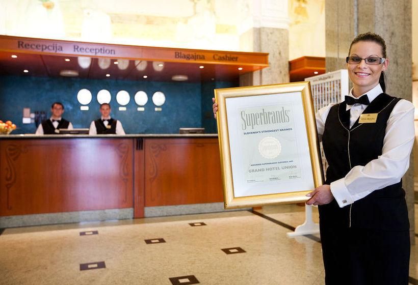 Grand Hotel Union Executive Ljubljana