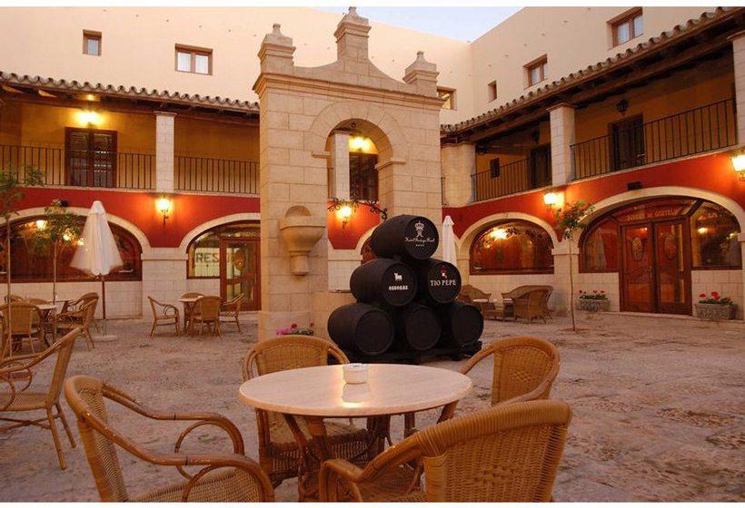 Hotel bodega real en el puerto de santa mar a destinia - Tren el puerto de santa maria madrid ...