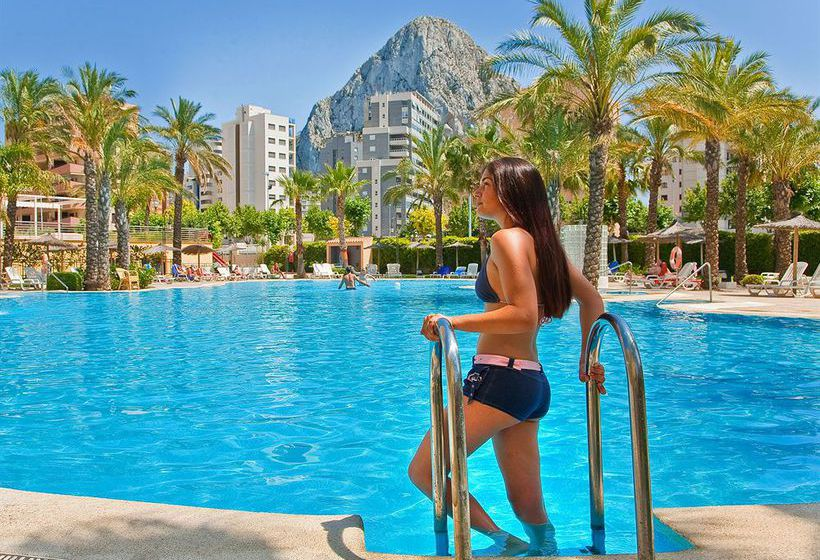 Swimming pool Hotel SH Ifach Calpe