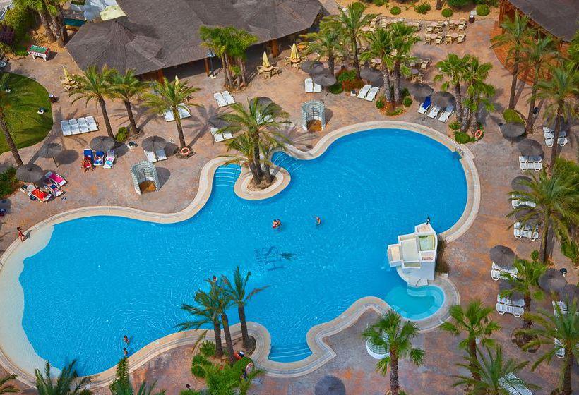 Swimming pool Hotel SH Ifach Calpe