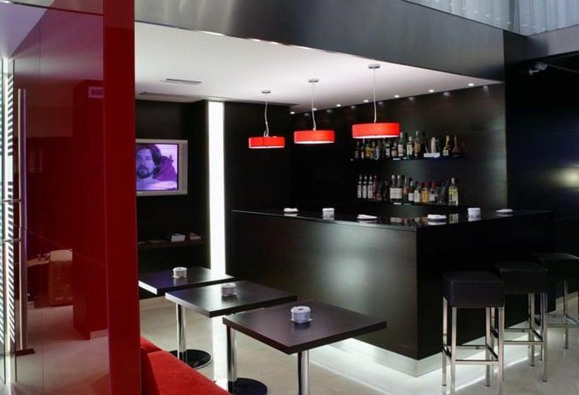 Cafeteria Hotel Zenit Bilbao