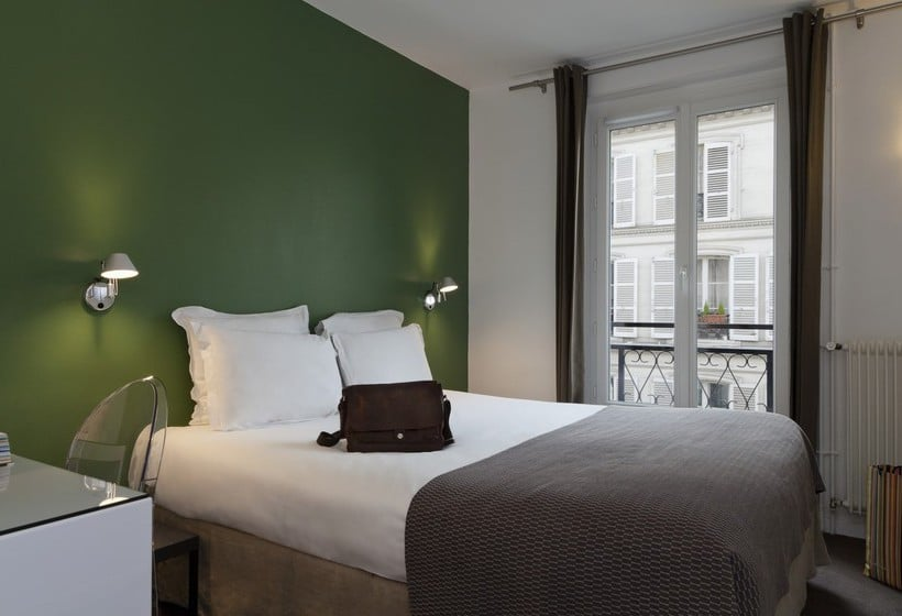 Room Hotel Bastille De Launay Paris