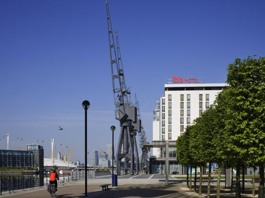 Hotel Ibis London Excel Docklands