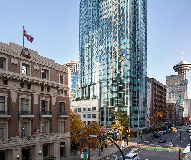 The Hotel at Terminal City Club North Vancouver