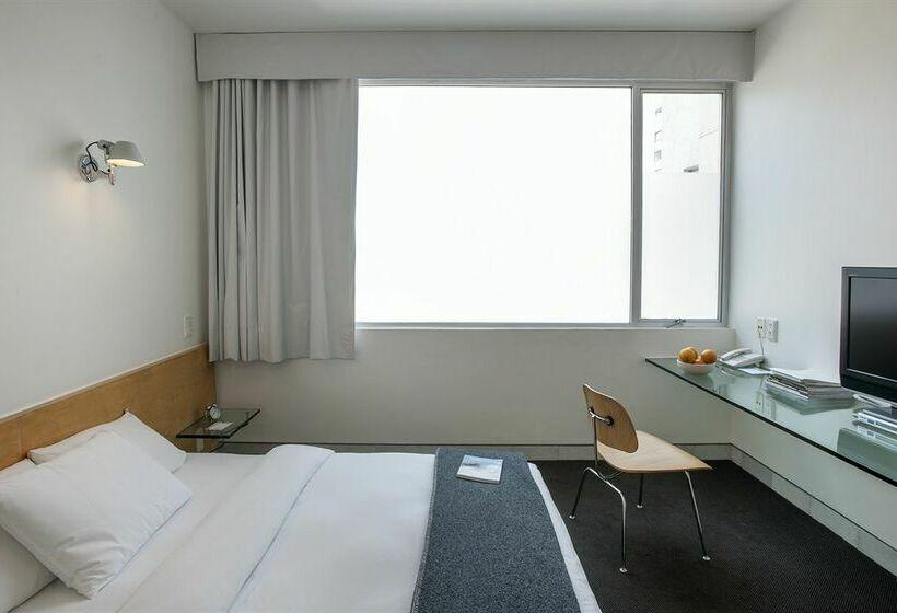 Hotel Habita Mexico City