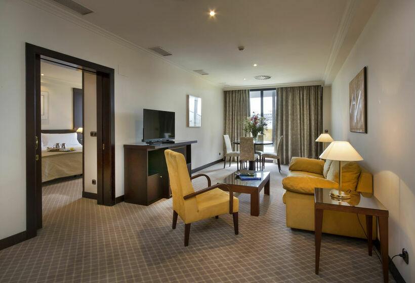 Room Hotel Exe Oviedo
