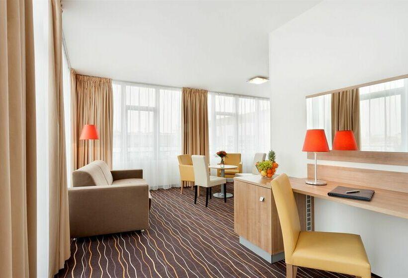 Hotel Akcent Prague
