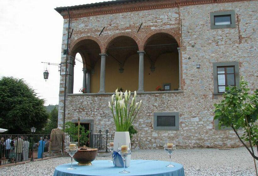 Hosting Culture Hotel Villa Rinascimento Lucca