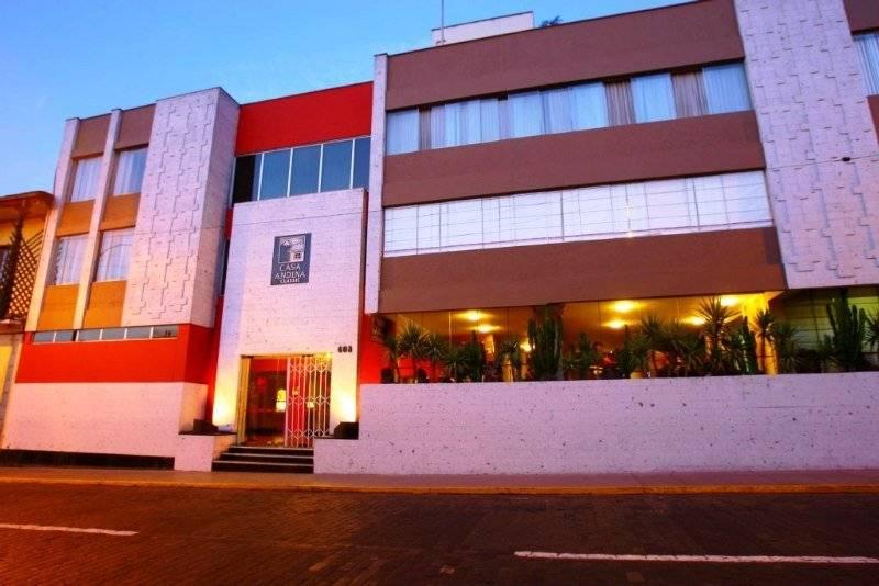 casa andina classic hotel arequipa