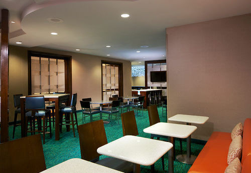 Hotel SpringHill Suites Newark International Airport Newark-New Jersey