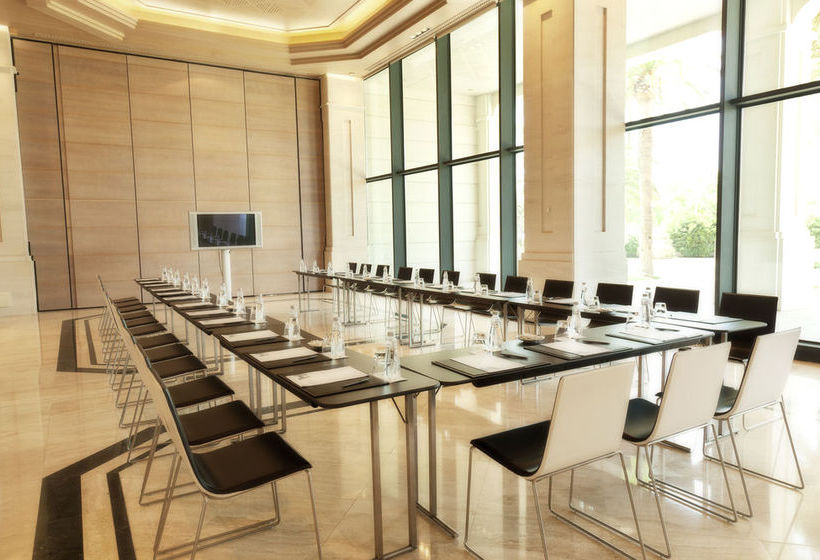 Meeting rooms Hotel Las Arenas Balneario Resort Valencia
