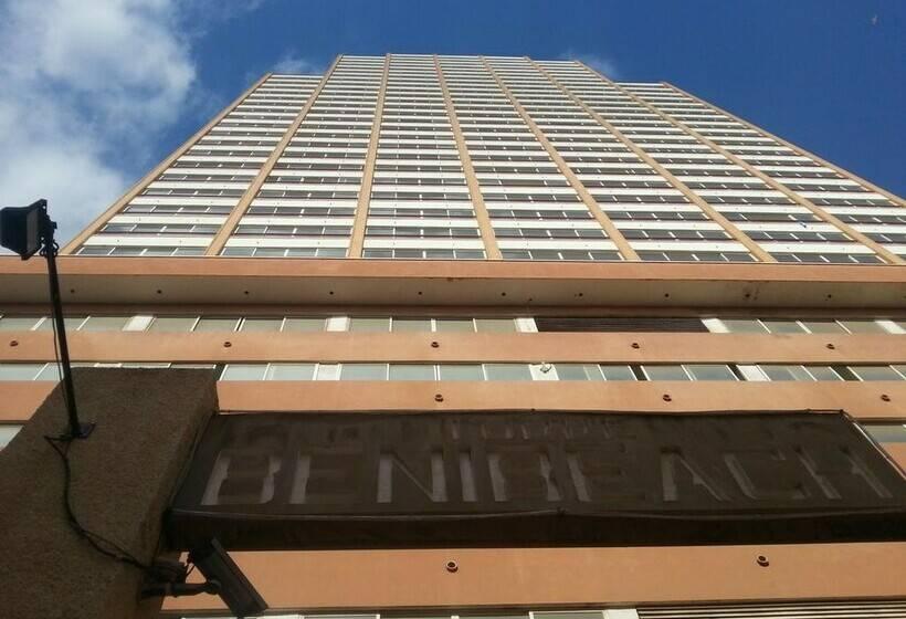 Exterior Apartamentos Torre Benibeach Benidorm