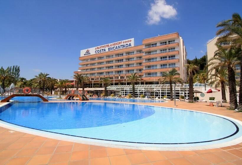 Aparthotel costa encantada en lloret de mar destinia for Hoteles en lloret de mar con piscina climatizada