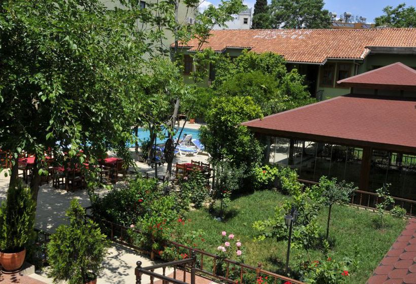 بیرونی Oscar Boutique Hotel آنتالیا