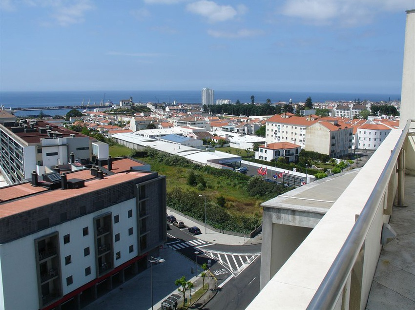 Outside Hotel VIP Executive Azores Ponta Delgada