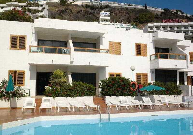 Apartamentos arimar en puerto rico destinia - Hoteles en puerto rico gran canaria ...
