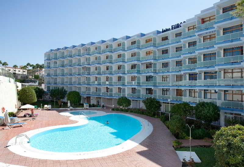 Apartamentos europa en playa del ingl s destinia - Apartamentos monterrey playa del ingles ...