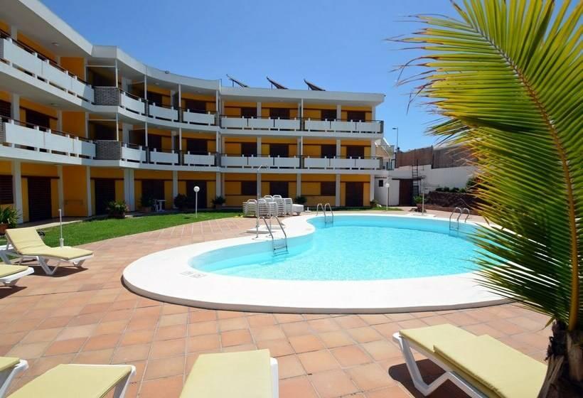 Apartamentos los nardos en playa del ingl s destinia - Apartamentos baratos playa vacaciones ...