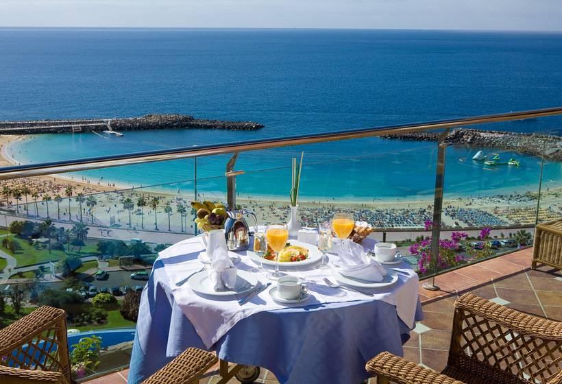 Terrace Hotel Gloria Palace Royal Playa de Amadores