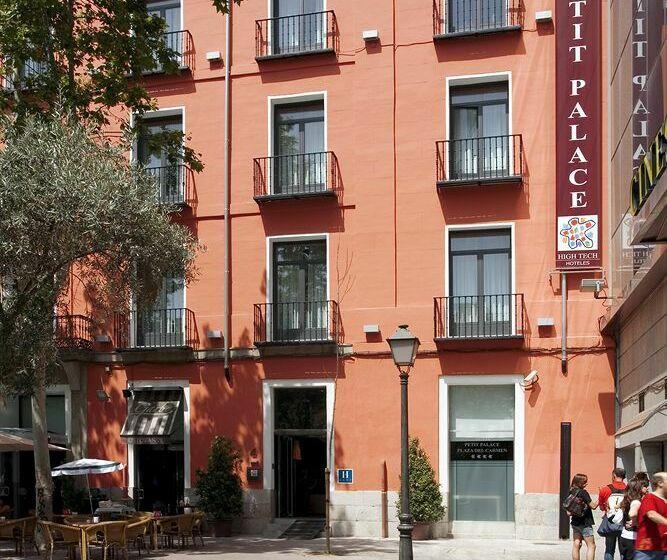 Hotel Petit Palace Plaza Del Carmen En Madrid