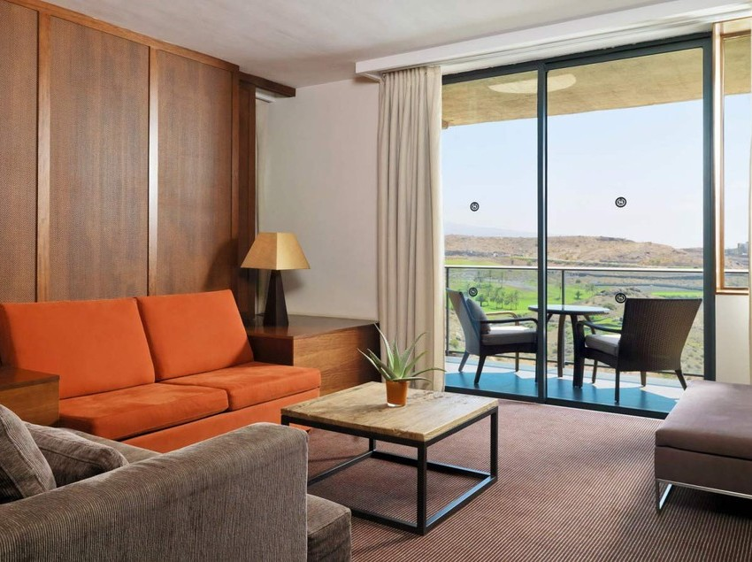 هتل Sheraton Salobre Golf Resort & Spa ماسپالوماس