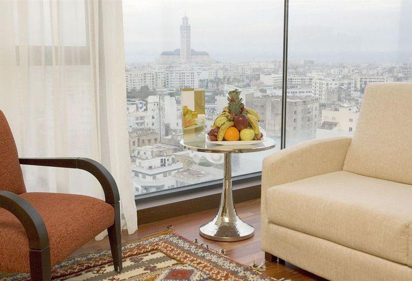 اتاق هتل Barceló Casablanca کازابلانکا