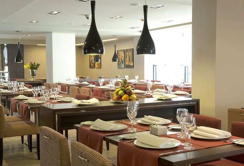 رستوران هتل Barceló Casablanca کازابلانکا