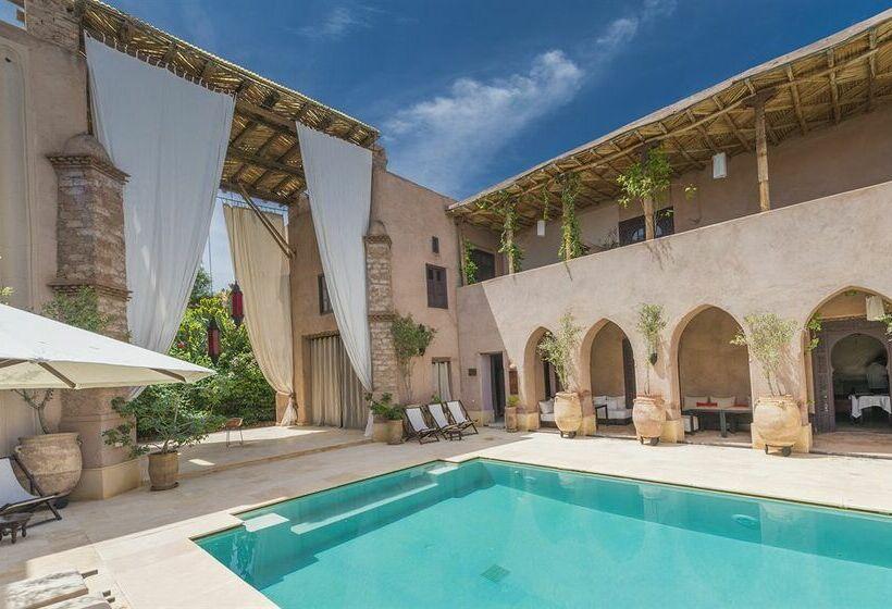 Perfect Caravanserai Marrakech