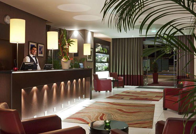 Hotel Crowne Plaza Lyon Cité Internationale