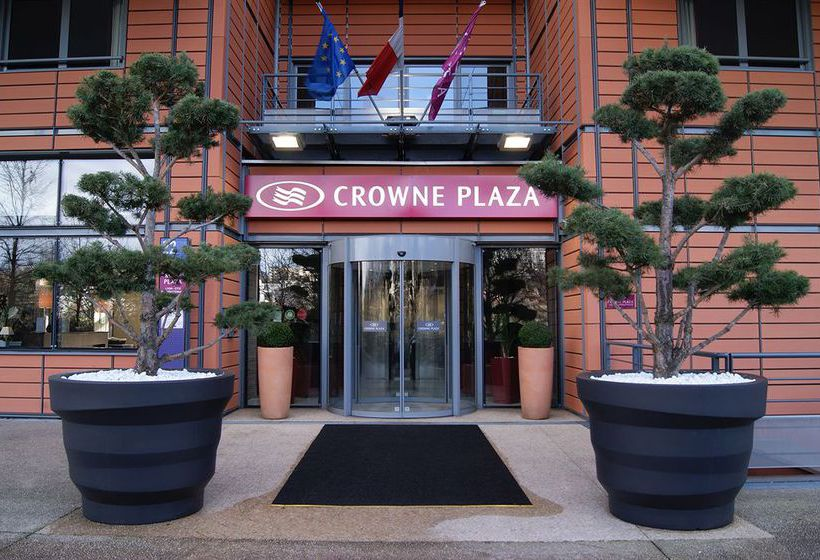Hotel Crowne Plaza Lyon Cité Internationale
