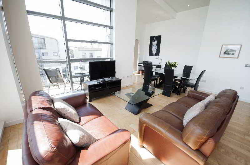 Apartamentos Harbour Edinburgh