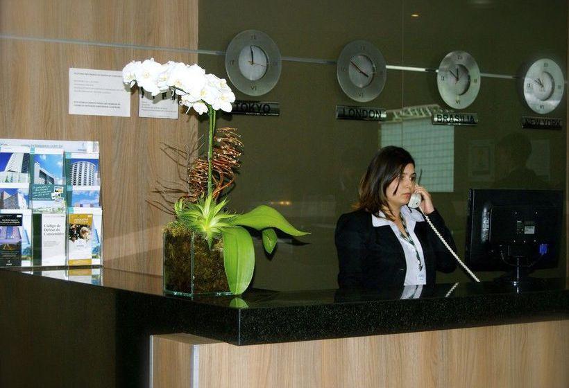 Hotel Niagara Flat Belo Horizonte