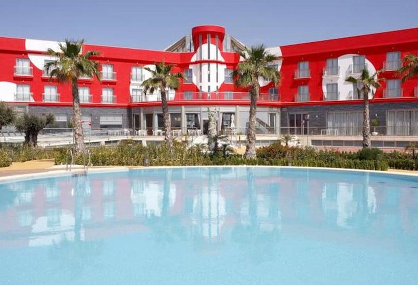 Hotel airbeach spa mar menor en torre pacheco destinia for Piscina los alcazares