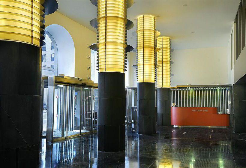 Hotel Vincci Zaragoza Zentro Saragossa