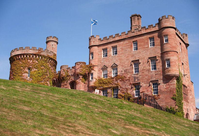 Hotel Dalhousie Castle Bonnyrigg