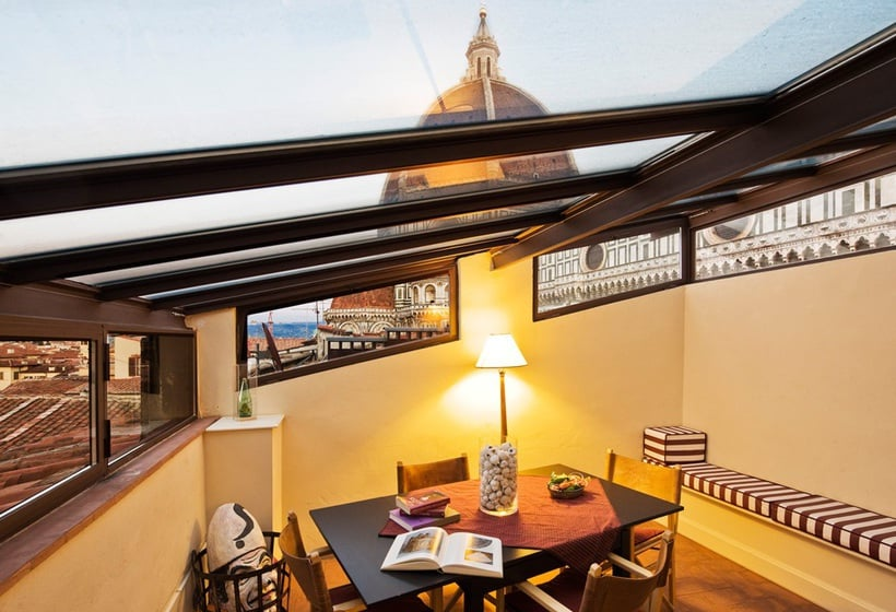 Terrace Granduomo Charming Accomodations Florence