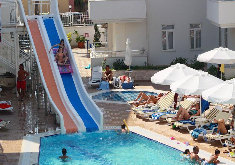 Apartamentos Merve Sun Side